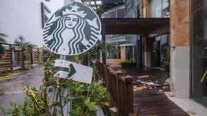 """飓风""""Delta""""登陆墨西哥 大风暴雨致多家度假酒店电力受影响"""