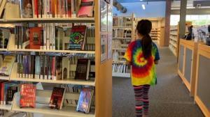【北卡徐阿姨】220天没去图书馆了 终于等到你!