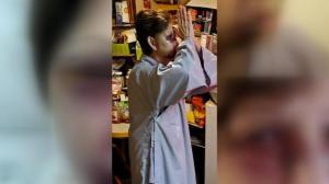 旧金山华埠亚裔女遭随机殴打 社区:绝不容忍这种犯罪