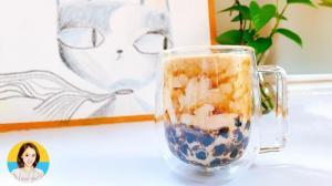 【Lychee Girl】轻松实现奶茶自由!黑糖珍奶&鸳鸯奶茶的1分钟做法