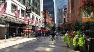 【实拍】波士顿市中心恢复得怎么样了?