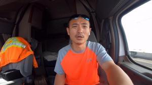 【Trucker刚】种族歧视?停车防盗?华人卡车司机聊聊最近遇到的烦心事