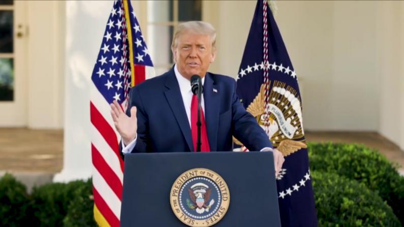 川普谈连任后经济政策:成为全球制造超级强国 给中产减税