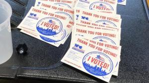 芝加哥提前投票全面启动 华埠图书馆不可投票