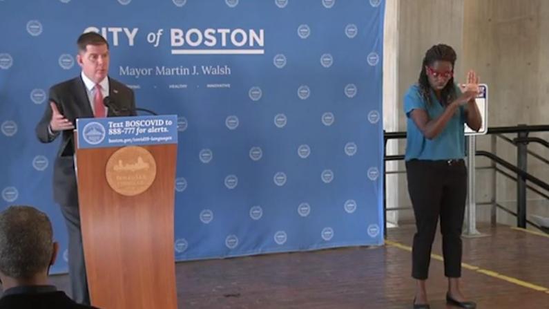 波士顿一半新病例为30岁以下 市长:将对家庭聚会罚款