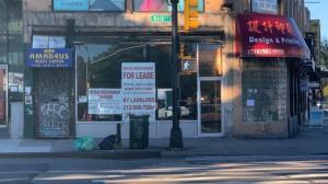 纽约市商业租金大跌高达五成 华人商家签新租约:优惠太夸张