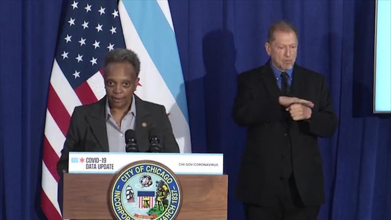 芝加哥第二波疫情 市长:不排除返回复工第三阶段