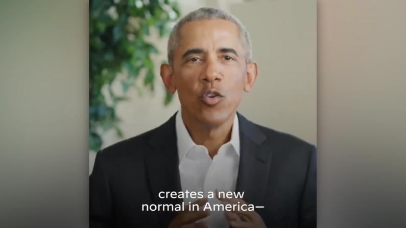 奥巴马吁年轻选民积极投票:创造美国新常态