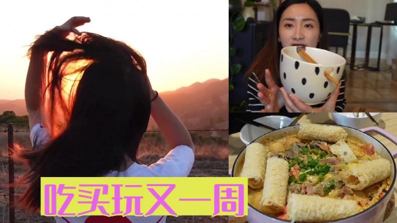 【湾区毛毛】有很多好吃的一集 顺便分享最近买的各种好物!