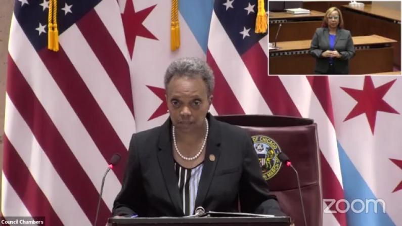 芝加哥市府2021财政预算 裁员、增加房产税……