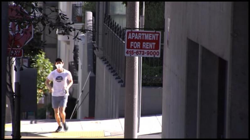 """租客""""出逃"""" 旧金山湾区变""""空城"""""""
