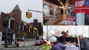 纽约市皇后区疫情转黄 商家:2周生意掉7成