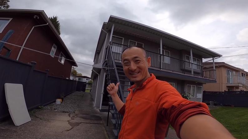 【Trucker刚】离开住了10年的地方 卡车司机买新房了!