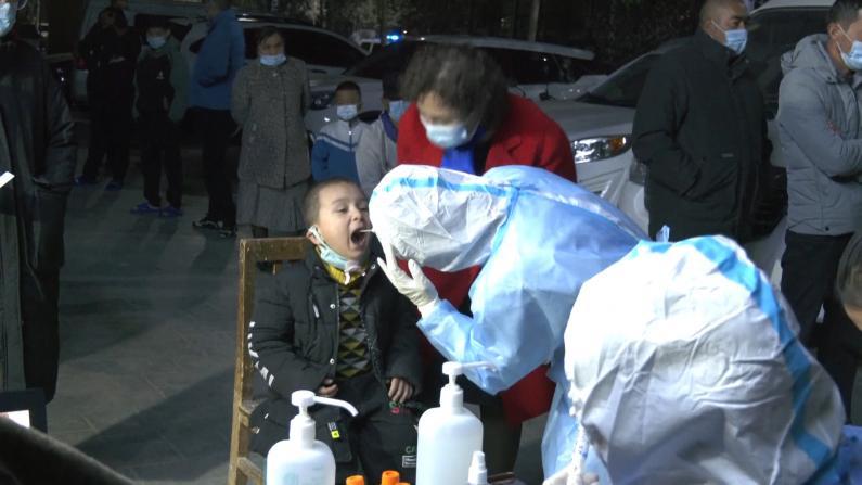新疆新增137例无症状感染者 喀什地区启动一级响应