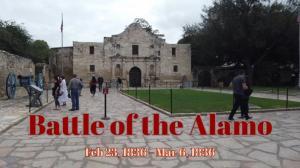 【佛州生活】德州游记:在阿拉莫战役遗址 回顾德州争取独立的壮烈历史