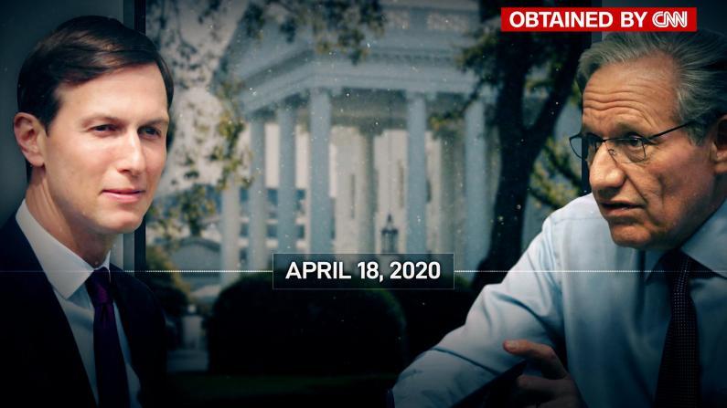 库什纳4月采访曝光:川普正从医生手里夺回美国