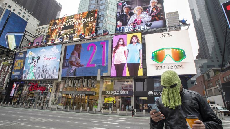 纽约市新冠确诊病例趋增 白思豪:全力阻击第二波疫情