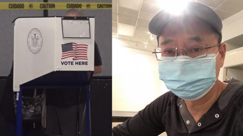 紐約華裔指揮家大選日當票站翻譯: 十人培訓僅一名華人