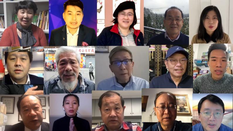盼缓和美中关系 盼有力控制疫情 华人对新总统有这些期许
