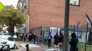 大选日波士顿华埠投票热情高 麻州票数有望破纪录