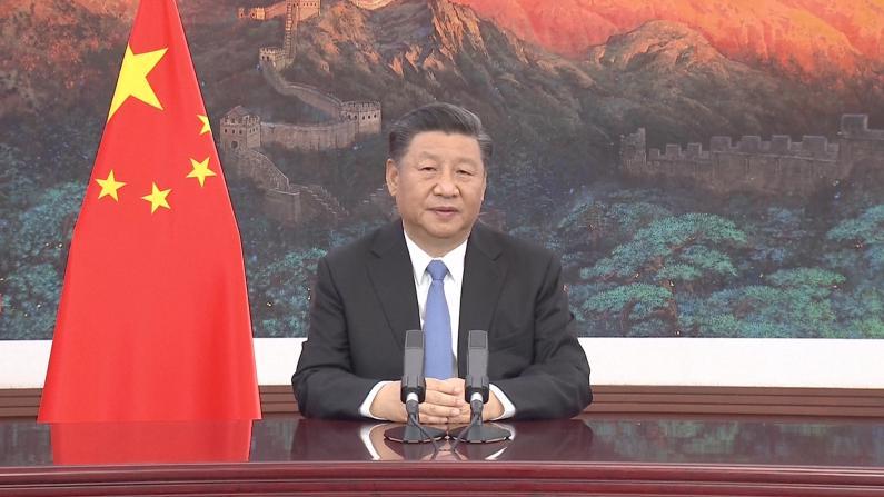 习近平宣布中国全面扩大开放新举措