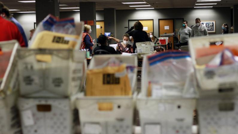 威州面临重新计票 竞选官员:我们做好了准备