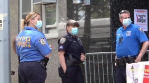 九个月退休人数超去年全年25% 纽约警员:执法难薪资跌 想早点离开