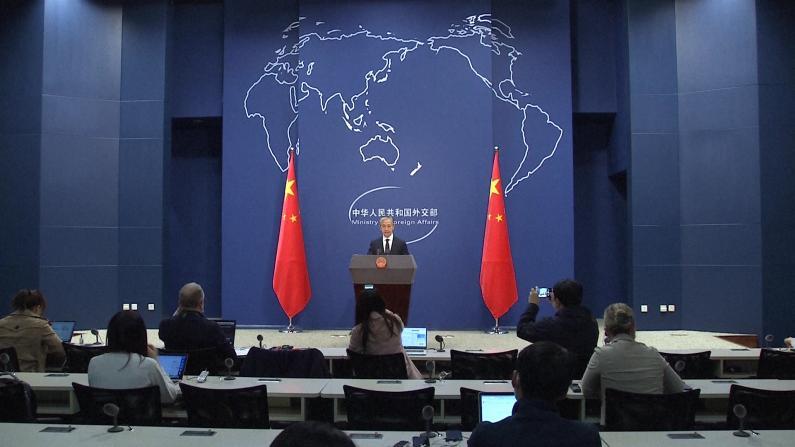 中国外交部发言人:向拜登表示祝贺