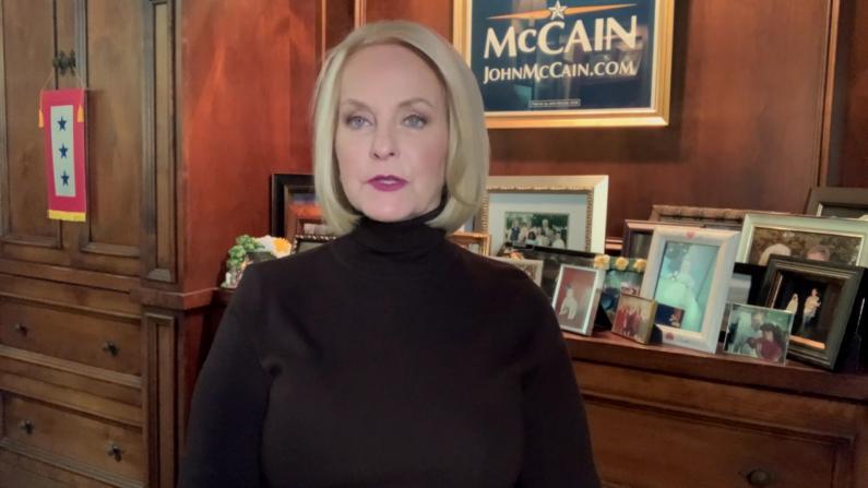 麦凯恩遗孀祝贺拜登赢亚州:麦凯恩若还活着会对共和党人说…