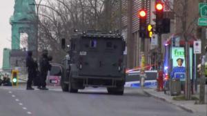 """加拿大蒙特利尔数十人疑""""被劫持"""" 警方:暂未发现威胁"""