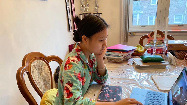 纽约公校又要关?华裔家长:网课质量难恭维,但也没办法