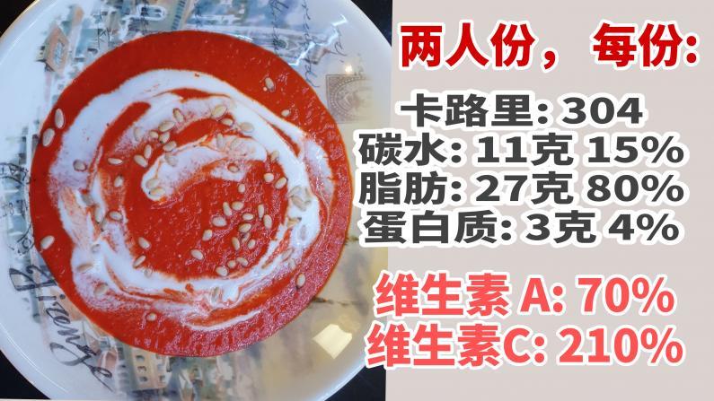 【营养师说】冬季免疫力食谱:这碗汤里有210%的维生素C!