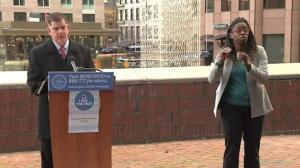 波士顿每日新冠确诊数近4月和5月峰值 这两个场所传染最严重