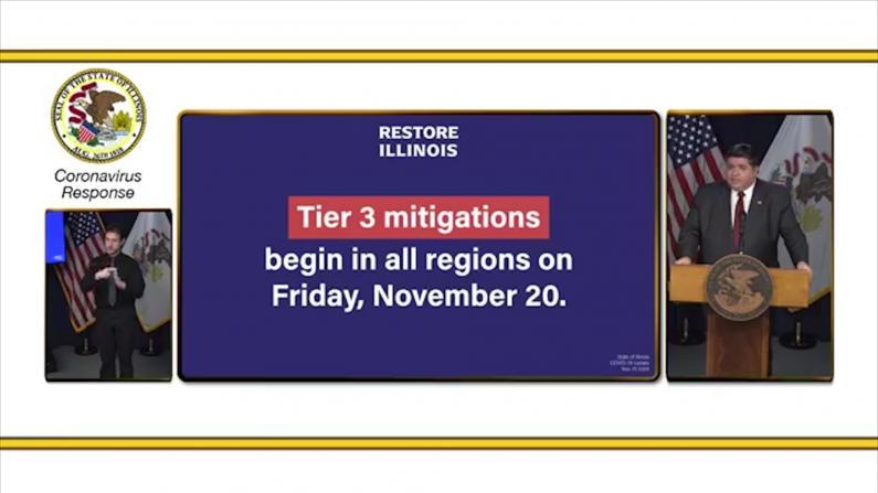 博物馆、剧院、赌场……再次关门 伊州收紧政策周五执行