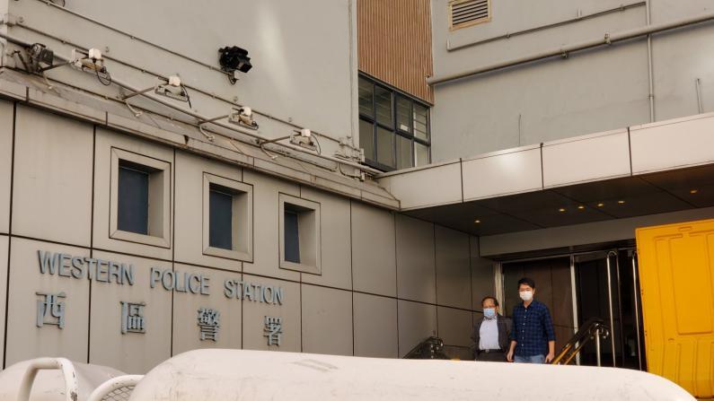 涉嫌扰乱立法会秩序 香港3名前反对派立法会议员被捕