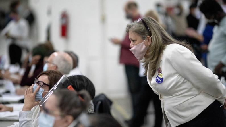 计票确认过程几经反转 拜登最终拿下密歇根最大郡选举