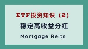 【北美臭鱼】ETF投资:一个股息超10%、表现稳定的板块