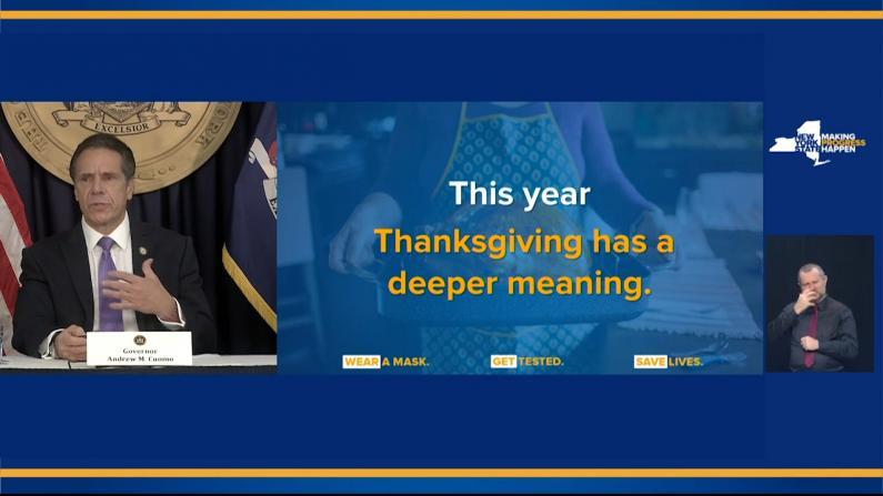 """""""女儿不回家""""库默称今年感恩节应比坐在一起更有深意"""