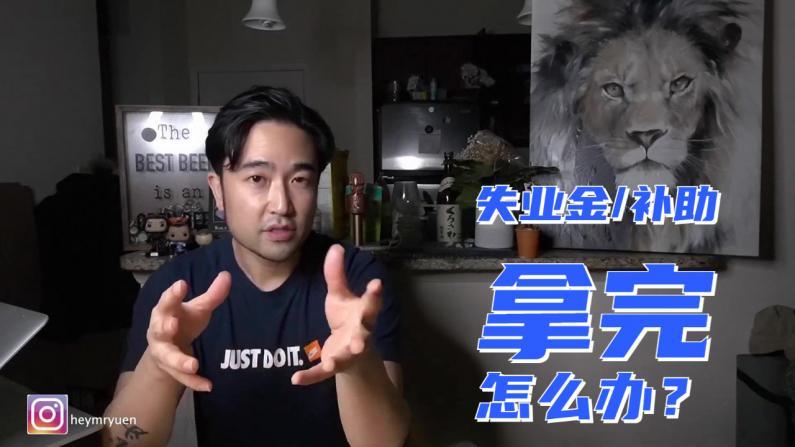 【玩物尚誌】失业金/补助PEUC&PUA拿完怎么办?