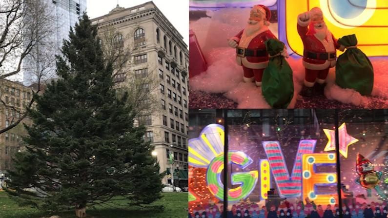 【实拍】疫情下的波士顿假日季 向抗疫前线英雄致敬