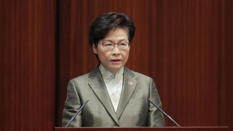 林郑月娥谈《施政报告》首要目的:令香港走出困局 令市民恢复信心