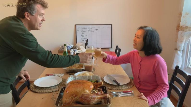 【新移民体验】2020年 只有两个人的感恩节...