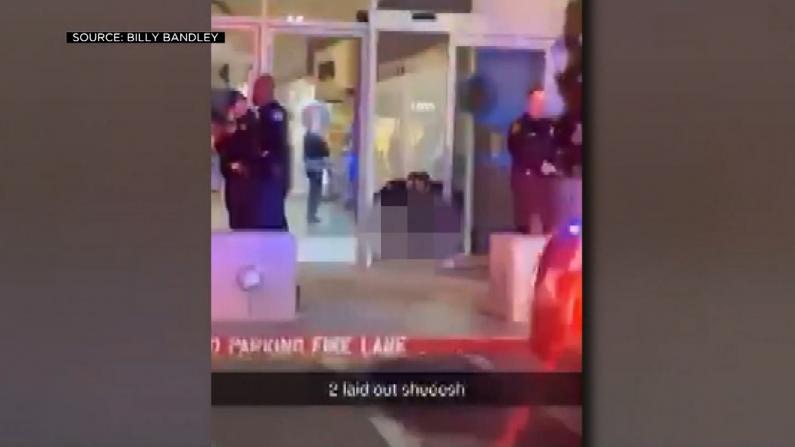 """加州购物中心""""黑五""""枪案致2死 目击者:我们吓坏了不知怎么办"""