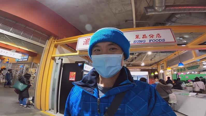 【Trucker刚】去一次丽晶广场 就明白为什么说温哥华的华人过得最舒服!