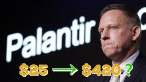 【Curtis看美股】分析最近很火的PLTR 都说能从$25涨到$420+?