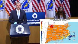 麻州将迎首场暴风雪 波士顿宣布进入暴雪紧急状态