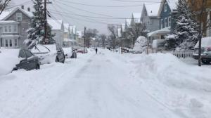 【实拍】波士顿首场冬季暴风雪来袭 带你看看势头有多猛…