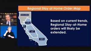 98%人口处居家令下 加州疫情持续恶化
