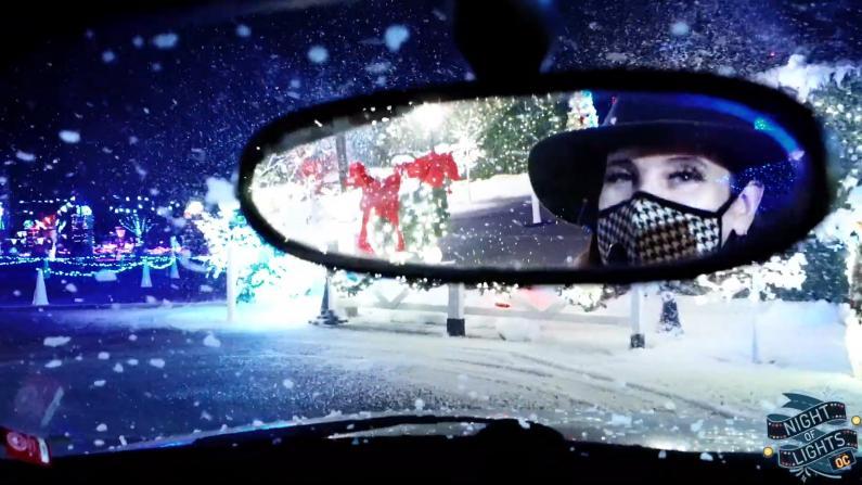 防疫过节两不误 请收好洛杉矶圣诞赏灯攻略