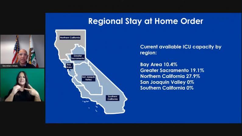 ICU可使用0% 洛杉矶等疫情重灾区延长居家令